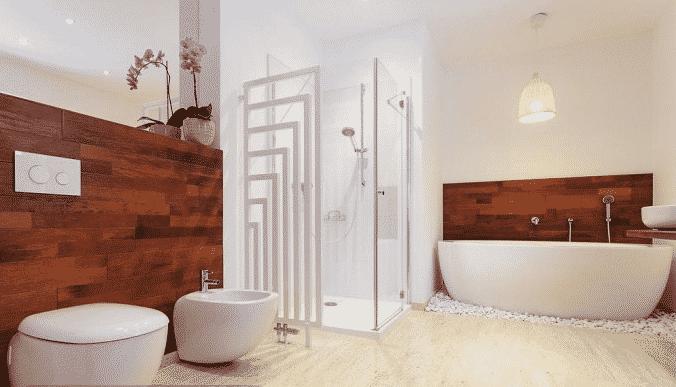 ديكور حمام جريئ 2019