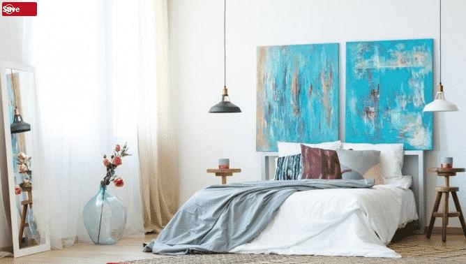 ديكورات غرف نوم جريئة 2019