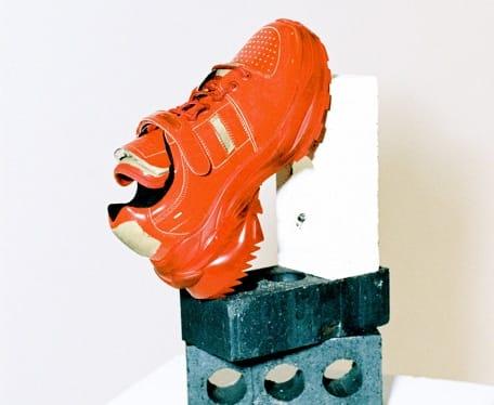 الحذاء الرياضي